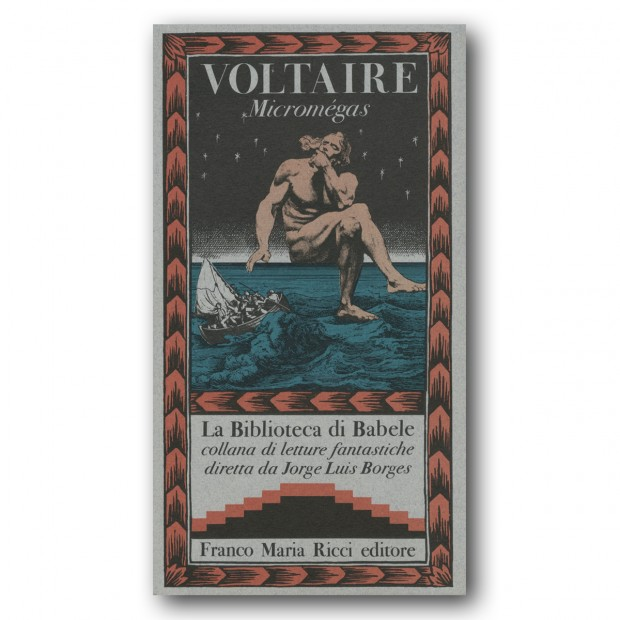 13) Voltaire: Micromegas