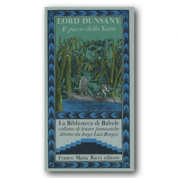 29 - Lord Dunsany, Il paese delle Yann